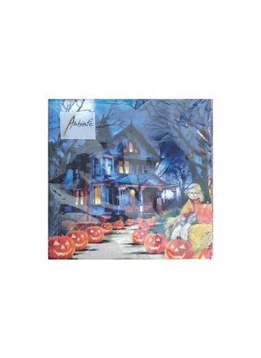 LWP Shop Halloween Ev Peçete Lacivert